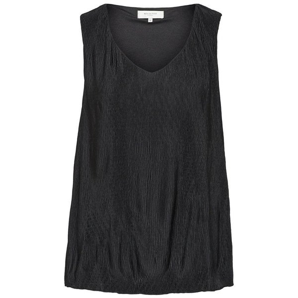 Selected Plisa party top