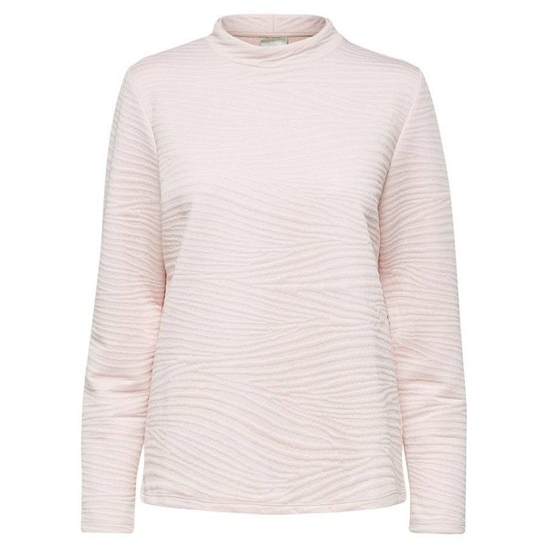 Selected Pink high neck sweater (XL)