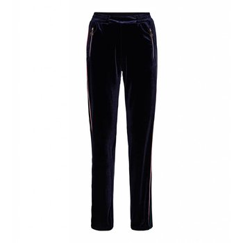 CO'COUTURE Sporty velvet pants