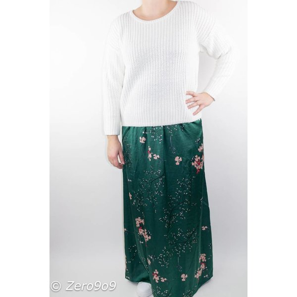 CO'COUTURE Glory flower skirt