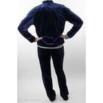 CO'COUTURE Sporty velvet pants (M)