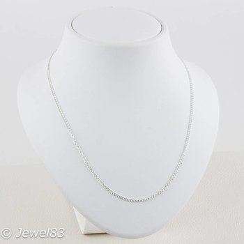 925e Zilveren halsketting