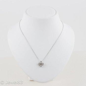 925e Flower necklace