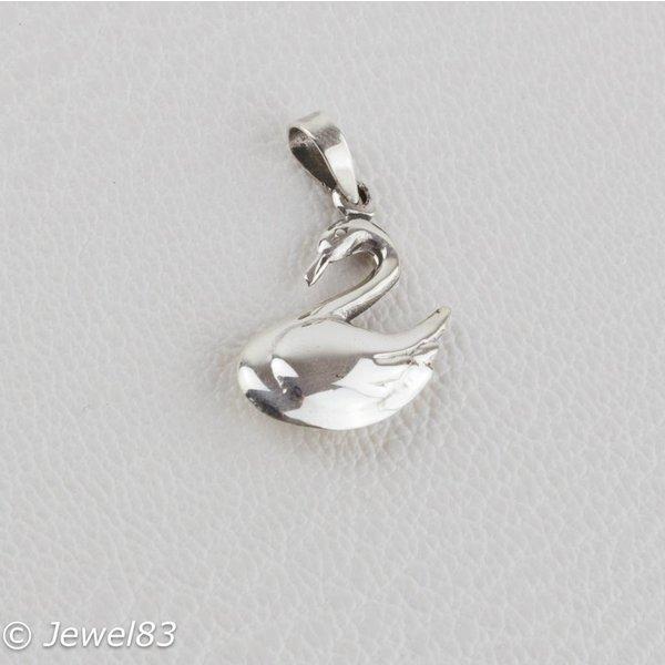 925e Swan necklace