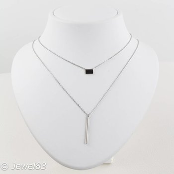 Fiell Double necklace