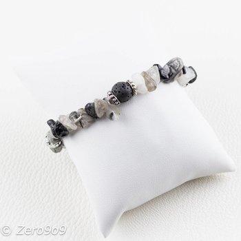 Sweet 7 Natural stone bracelet