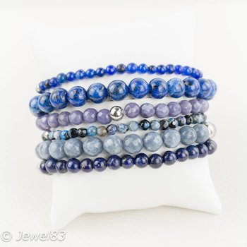 Sweet 7 Blue bracelet set
