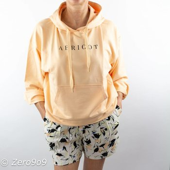 Selected ABRICOT Cropped sweat