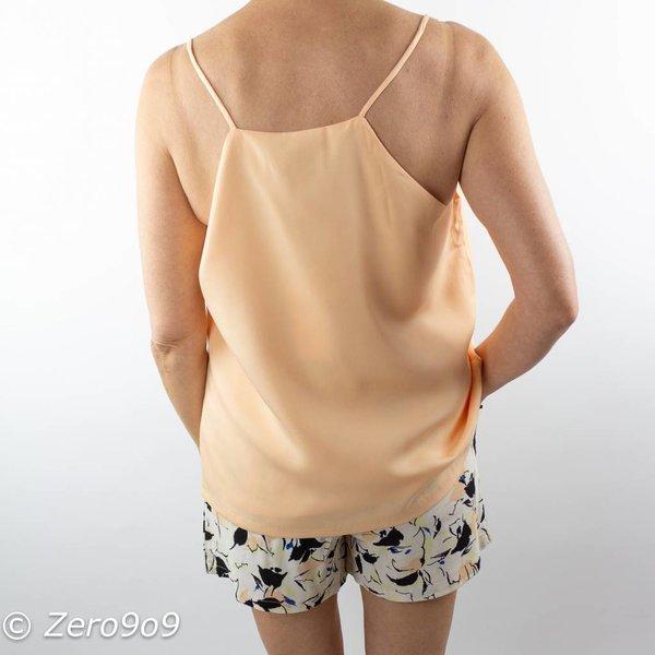 Selected Zoe strap top