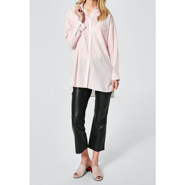Selected Mimu oversized shirt