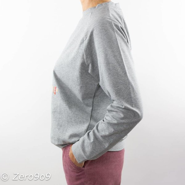 CO'COUTURE Co'couture grey sweat