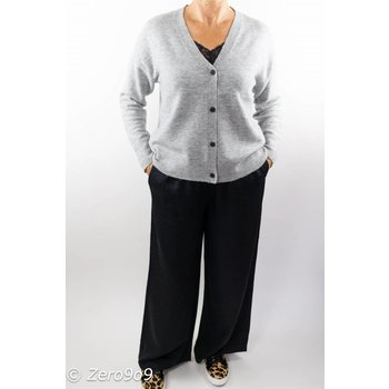 Selected Short helka knitted cardigan noos
