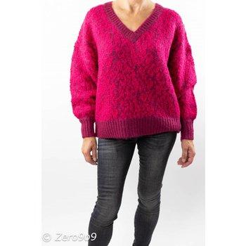 Selected Gaba knit Vneck
