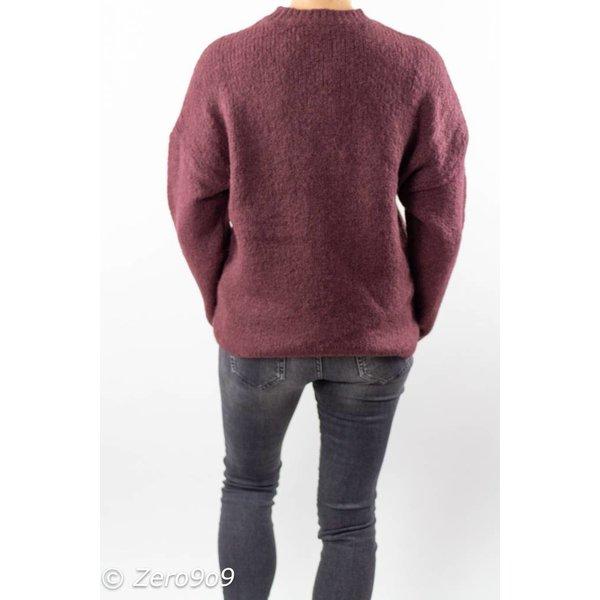Selected Regina O-neck knit