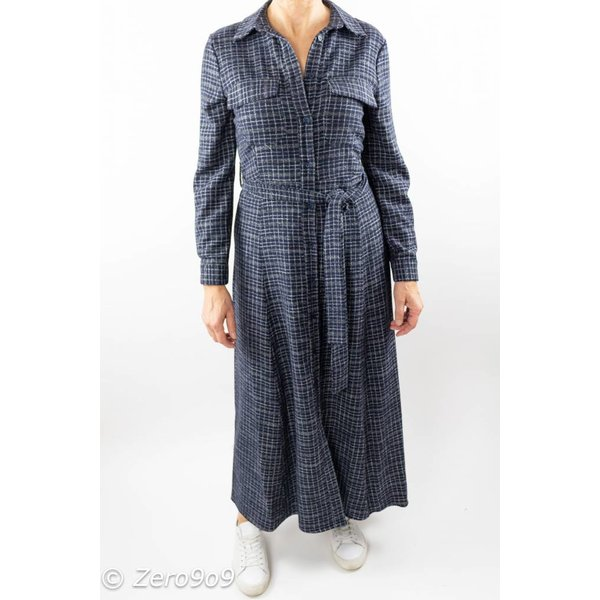 Accento Roshi checked dress