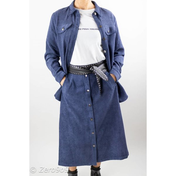 CO'COUTURE Haylee shirt jacket
