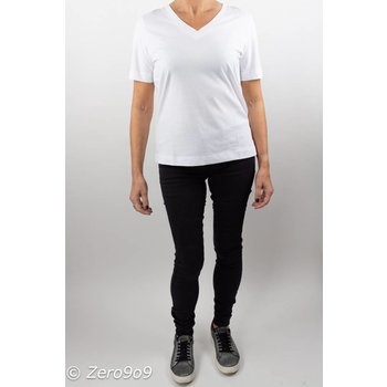 Selected Basic V-neck tee
