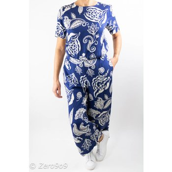 Selected Paisley jumpsuit