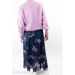 Selected Elegant midi skirt