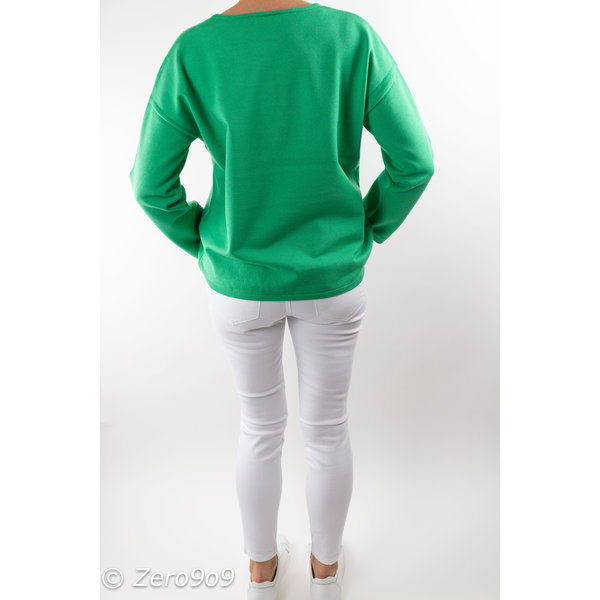 Selected Minna O neck sweater