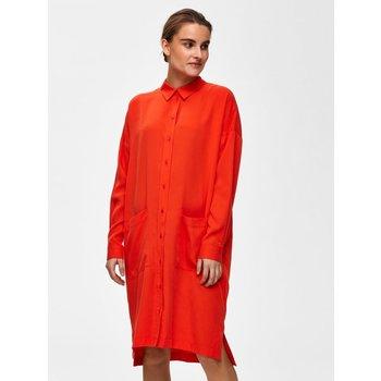 Selected Tonia shirt dress