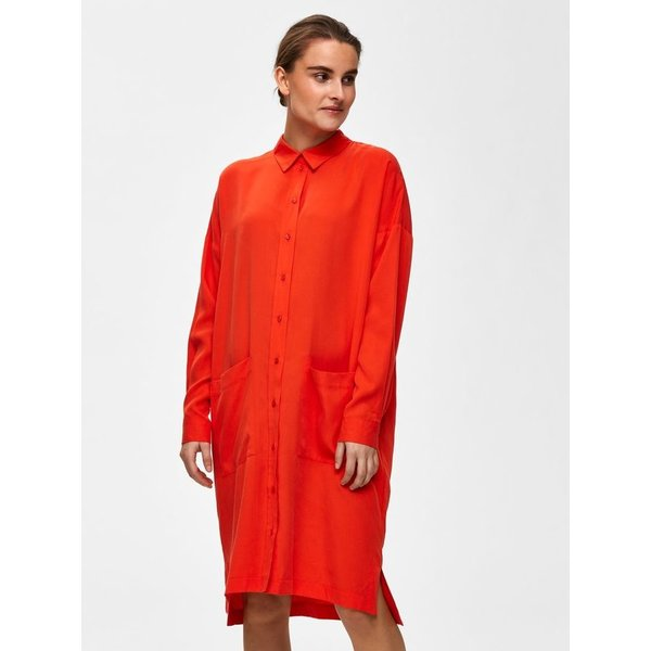 Selected Tonia shirt dress