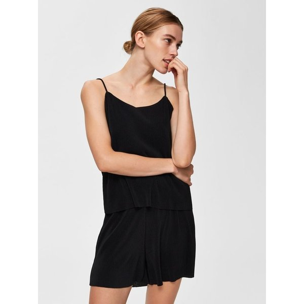 Selected Carrie strap top