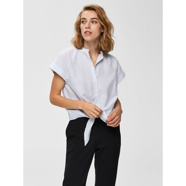 Selected Summer knot shirt