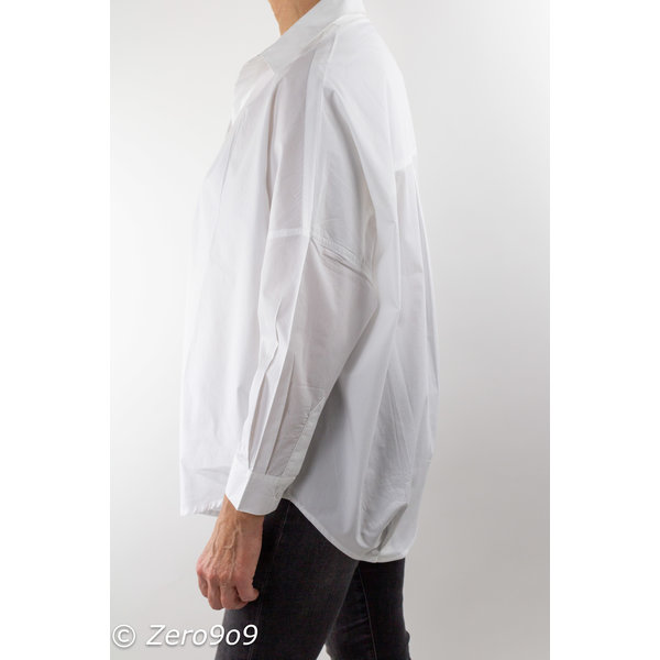 French Connection Loose fit white shirt