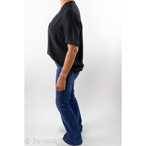 CO'COUTURE SAINT BOOT CUT JEANS
