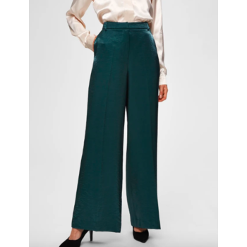 Selected Lulu wide pant