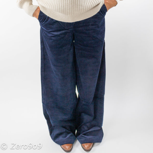 Selected Adele hw wide pant