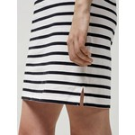 Selected Striped jersey dress