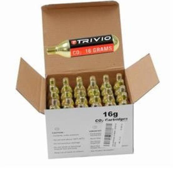 TRIVIO Trivio CO2 patroon 16gram