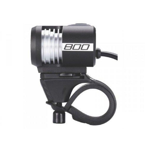 BBB BLS-67 voorlamp Scope 800L zwart