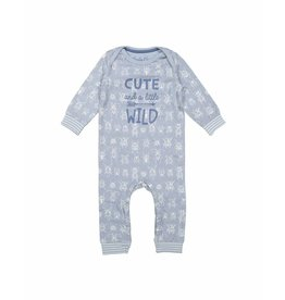 Baby Jumpsuit Cute and a Little Wild