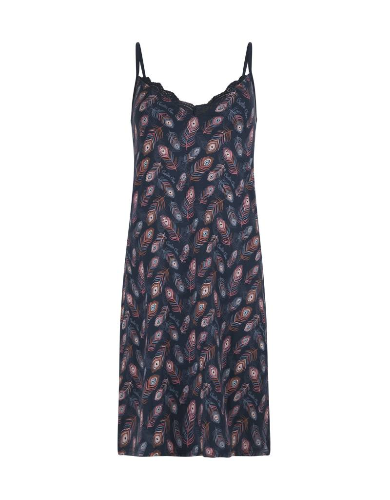 Dames Slipdress Fancy Feathers | Charlie Choe