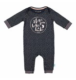 Baby Jumpsuit Forest Dots | Charlie Choe