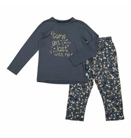 Pyjama Homewear Set Animal Trail