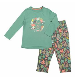 Pyjama Homewear Set Magic Leafs