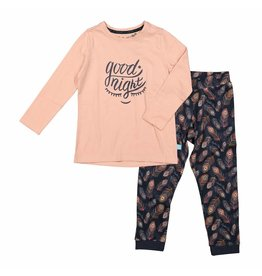Pyjama Homewear Set Fancy Feathers