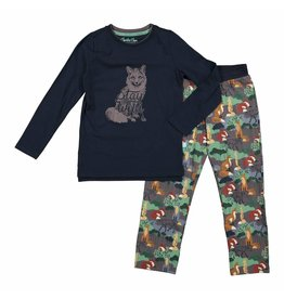 Pyjama Set Foxes