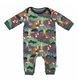 Baby Jumpsuit Foxes