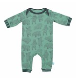 Baby Jumpsuit Malachite Green | Charlie Choe