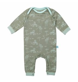 Baby Jumpsuit Happy Camper