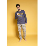 Men Pyjama Pant Monsieur | 39B-33183