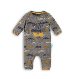 Baby Jumpsuit Monsieur Gray