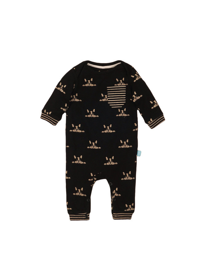 Boys' Baby Jumpsuit  Oui - Family Theme