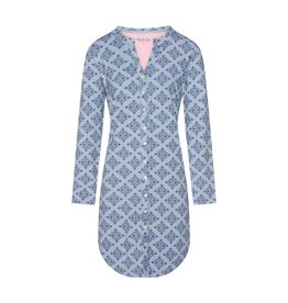 Sleepshirt Paris Mon Cherie - Light Blue