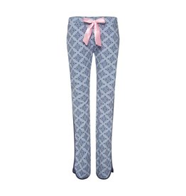 Pyjama Bottoms Paris Mon Cherie - Light Blue